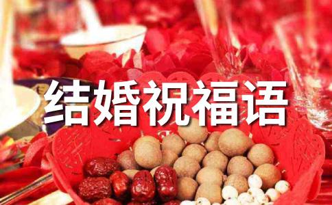 【热】结婚祝福范文(精选九篇)