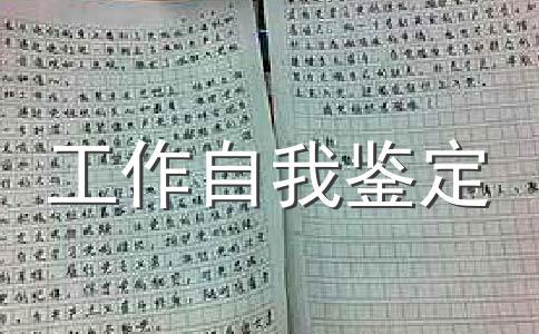 【实用】工作 自我鉴定范文集锦12篇