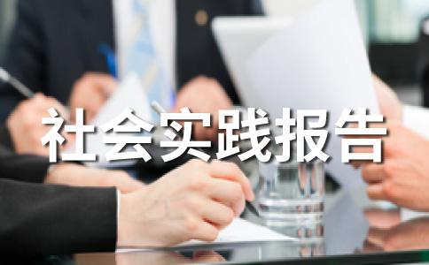 【热门】学生社会实践报告范文