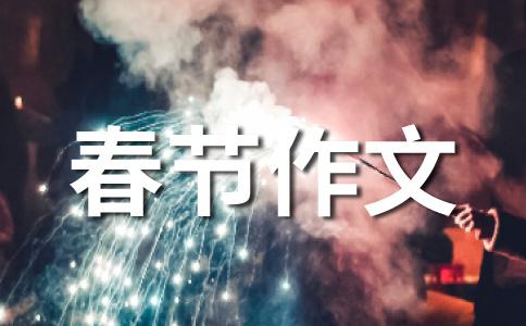 【精品】过春节200字作文14篇