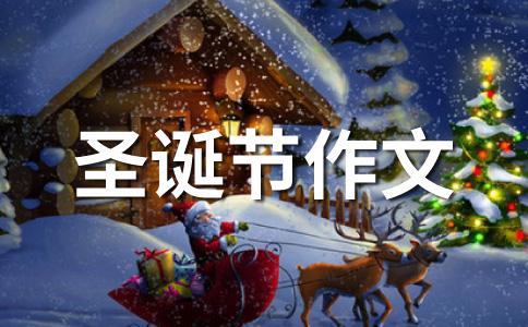 圣诞节200字作文
