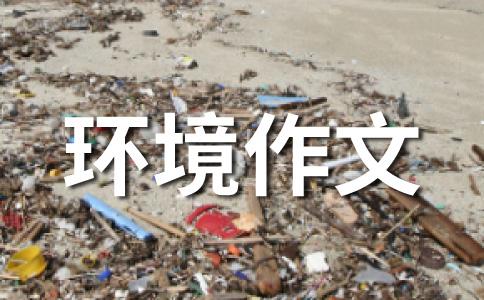 【热】保护环境作文7篇